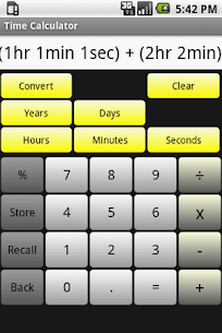 Time Calculator  Apps For Pc (Free Download On Windows 10, 8, 7) 1