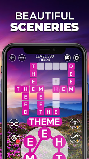 Wordscapes 1.11.0 screenshots 9