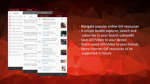 GIF Player - OmniGIF apktram screenshots 3