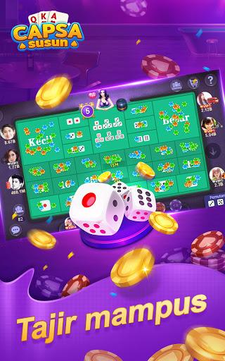 Capsa Susun Online:Domino Gaple Poker Free  screenshots 8
