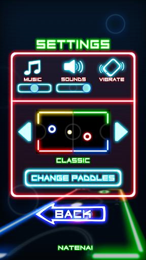 Glow Hockey screenshots 11
