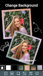 Photo Collage - Foto Grid Collage Maker Pic Editor Screenshot