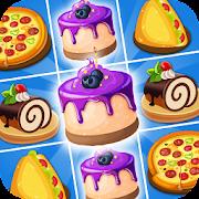 Food Mania : Match 3 Game