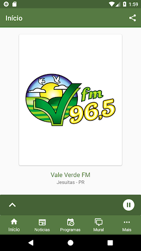 Vale Verde FM Jesuítas For PC Windows (7, 8, 10, 10X) & Mac Computer Image Number- 5
