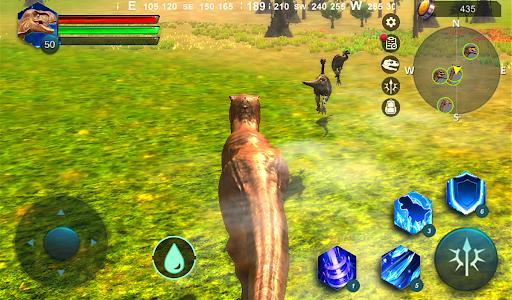 Tyrannosaurus Simulator android2mod screenshots 10