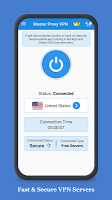 VPN Proxy Master - Unlimited Speed Super VPN