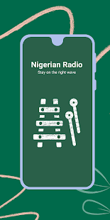 Nigerian Radio - Live FM Player Screenshot