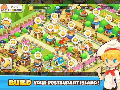 Restaurant Paradise: Sim Builder 1.11.1 Screenshots 7
