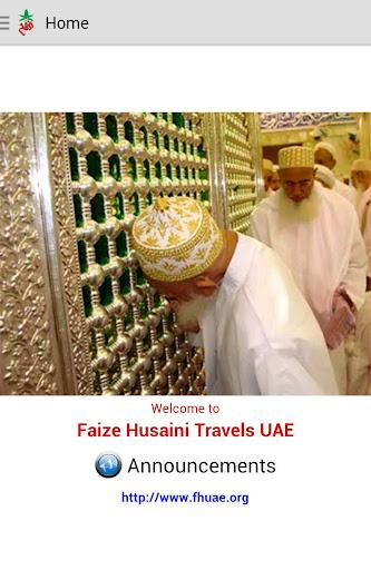 Faiz-e-Husaini Travels LLC For PC Windows (7, 8, 10, 10X) & Mac Computer Image Number- 9