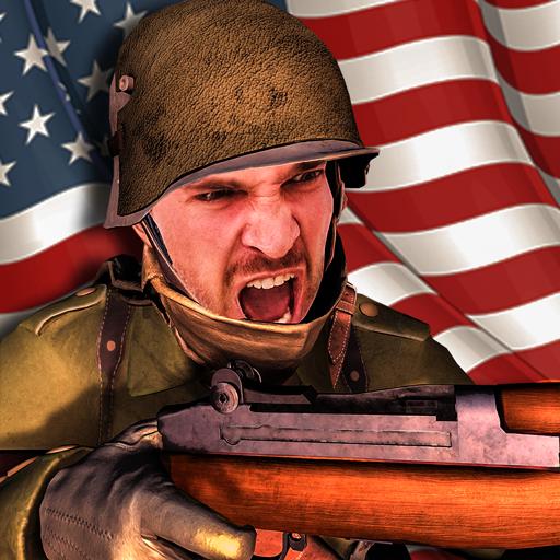 Baixar D-Day World War 2 Battle: WW2 Shooting Game 3D para Android