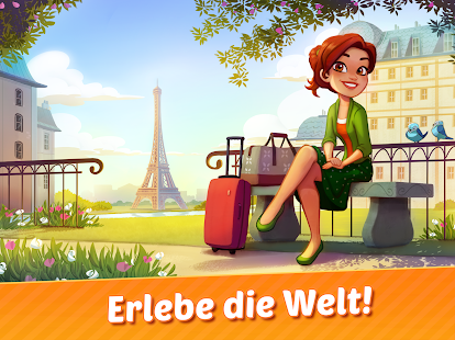 Delicious World - Kochspiel Screenshot