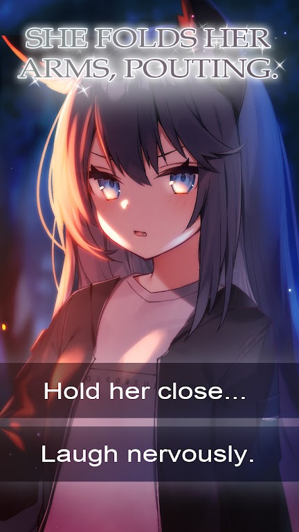 My Foxy Girlfriend: Sexy Anime Dating Sim poster 11
