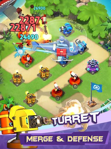 Top Defense:Merge Wars 1.0.15 screenshots 14