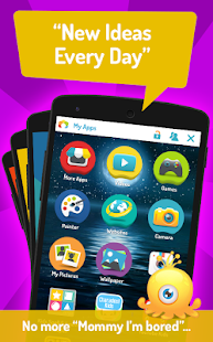 KIDOZ: Safe Play with Free Games for Kids