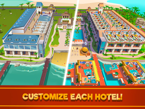 Hotel Empire Tycoon - Idle Game Manager Simulator 1.9.7 screenshots 8