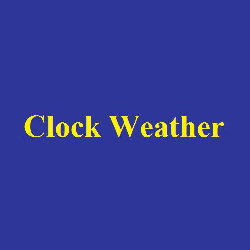 Clock Weather For PC Windows (7, 8, 10 and 10x) & Mac Computer