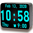 Huge Digital Clock Pro