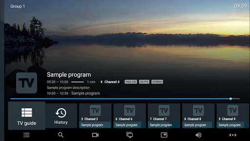 TiviMate IPTV Player 2.8.5 Screenshots 4