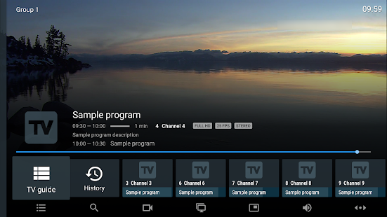 TiviMate IPTV Player Screenshot