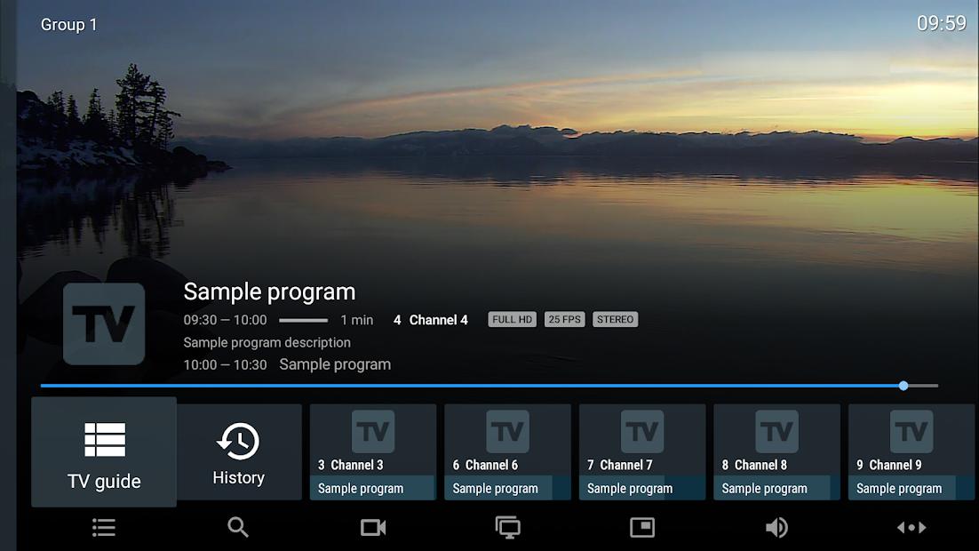 TiviMate IPTV Player screenshot 3