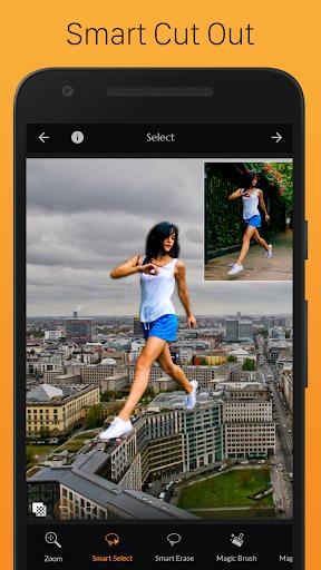 PhotoCut - Background Eraser & CutOut Photo Editor 1.0.6 Screenshots 2