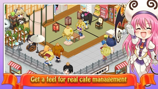 Moe Girl Cafe 2 12