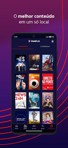Panflix android2mod screenshots 3