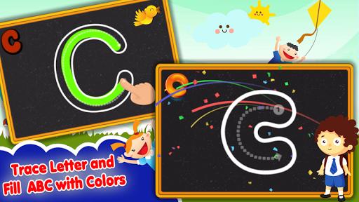 abc for Kids Learn Alphabet  screenshots 4
