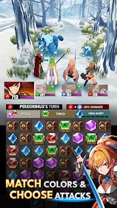 Starsteel Fantasy MOD APK- Puzzle Combat (MOD Menu/God Mode) 7