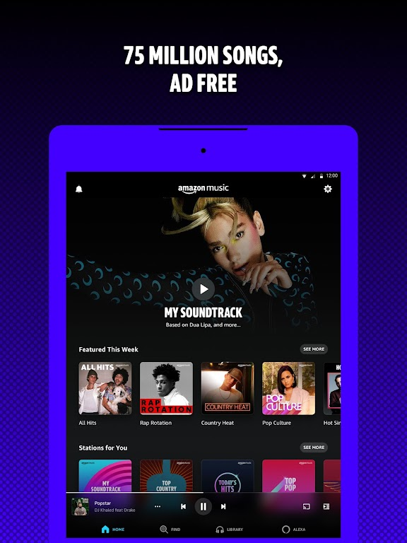 Amazon Music: Discover Songs poster 6