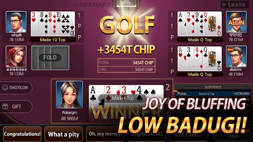 Poker Master - 7poker, High-Low, One Eyed Jack 1.9.1 screenshots 3