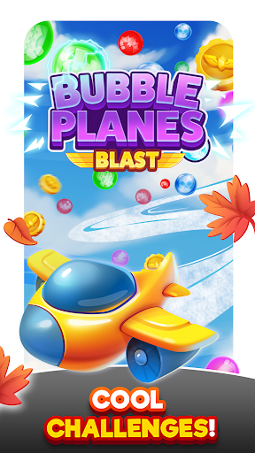 Bubble Planes Blast androidhappy screenshots 1