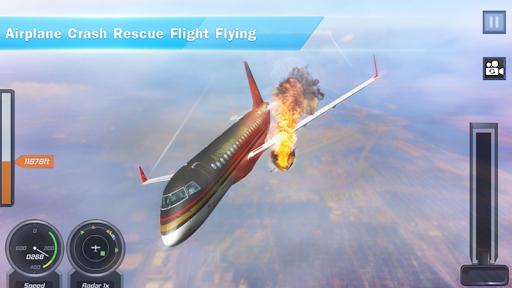 Airplane Games 2021: Aircraft Flying 3d Simulator 2.1.1 screenshots 12