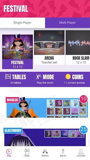 Times Tables Rock Stars 3.10.0 screenshots 2