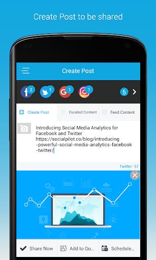Foto do SocialPilot: Social Media Tool