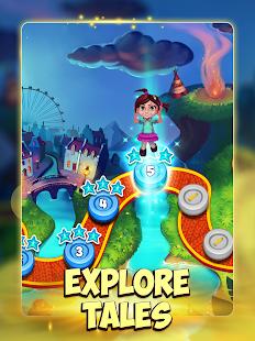 Fancy Blast: Puzzle in Fairy Tales