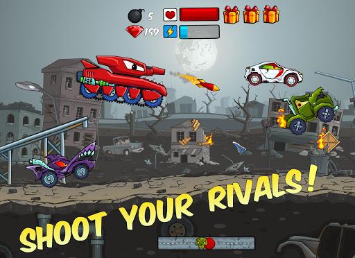 Car Eats Car - Apocalypse Racing 2.9 Screenshots 4