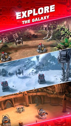LEGOu00ae Star Warsu2122 Battles: PVP Tower Defense  screenshots 5