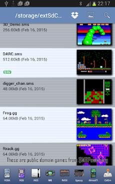 MasterGear - MasterSystem & GameGear Emulatorのおすすめ画像2