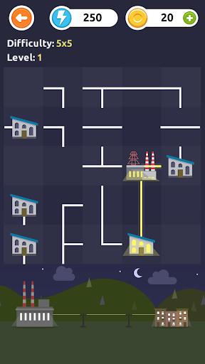 Powerline - Logic Puzzles Free https screenshots 1