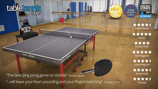 Table Tennis Touch  screenshots 1
