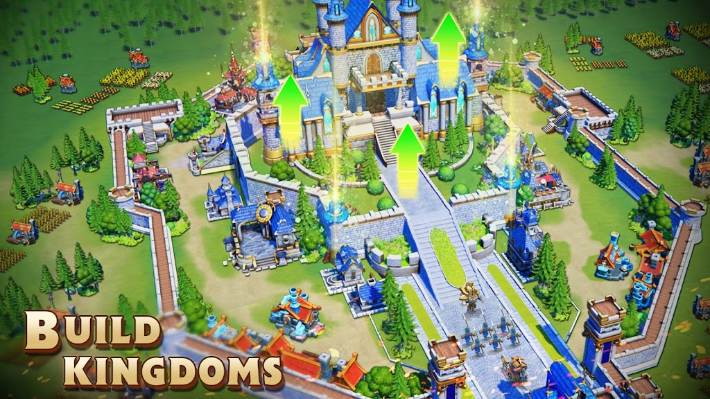 Lords Mobile:Tower Defense  poster 5