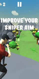Sniper Training - Practice sniper aim
