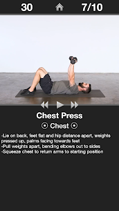 Daily Arm Workout – Arms & Chest Fitness Exercises 3