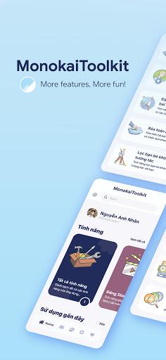 MonokaiToolkit - Super Toolkit for Facebook Users  Screenshots 1