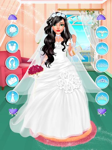 Fashion Wedding Dress Up Designer: Games For Girls 0.11 screenshots 3
