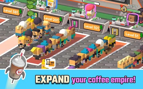Idle Coffee Corp MOD APK 2.27 (Unlimited Coins) 13