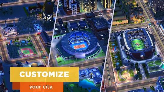 SimCity BuildIt APK MOD 1.39.2.100801 (Unlimited Money/Simoleons) 8