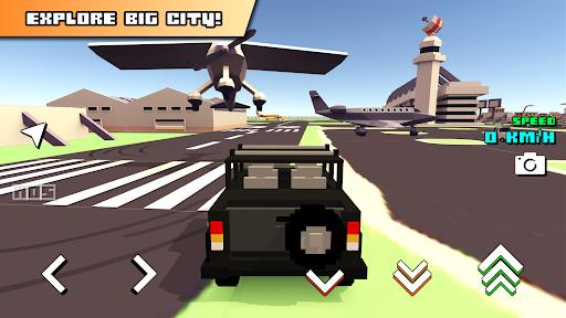 Blocky Car Racer - racing game 1.36 screenshots 14