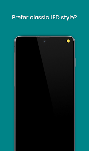 Notification light / LED for Samsung - aodNotify